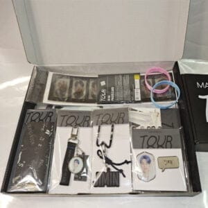 KPOP BTS Map of the soul Gift Box Subscription Box